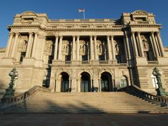 library of congress - stock photo