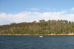 Island in Australia Stock Photos