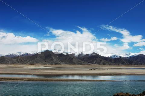 Stock photo of landscape