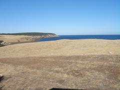 Kangaroo Island landscape Stock Photos