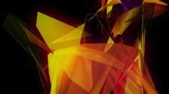 Styloop_I - abstract video background loop Stock Footage