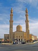 Hurghada, egypt, central jami Stock Photos