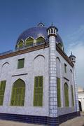 Islamic mosque Stock Photos
