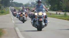 Stock Video Footage of Motorcycles Medium 59.94 720