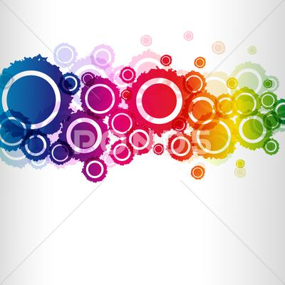 Stock Illustration of eps colorful background