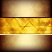 Abstract background with hardwood textures of copper and amber hues. Stock Illustration