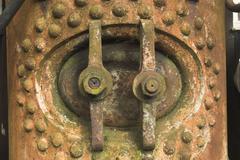 Boiler Rust - stock photo