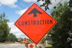 Road Construction 2 - stock photo