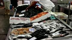Seafood Stock Footage