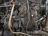 Vintage jet engine detail Stock Photos