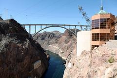 Hooverin pato Nevadassa Kuvituskuvat