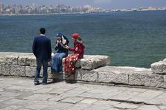 Alexandria, egypt Stock Photos