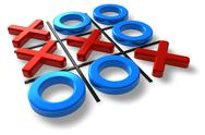 Stock Illustration of Tic-tac-toe