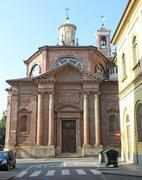 Stock Photo of san michele church, turin