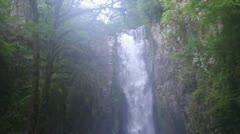 Kentucky Falls Oregon Stock Footage