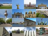 Stock Photo of berlin landmarks