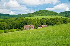 country idyll - stock photo