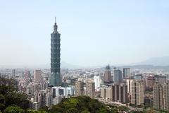 Taipei, Taiwan - stock photo