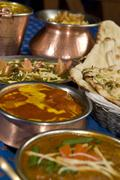 Indian Cuisine - stock photo