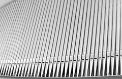 Pipes of organ Stock Photos