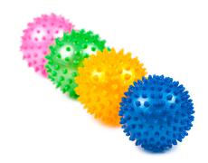 pimpled balls - stock photo