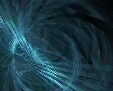 Abstract background. fractal rays Stock Photos