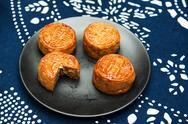 Stock Photo of moon cakes