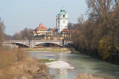 Stock Photo of volksbad