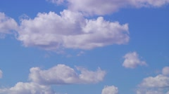 A Better Cloud Timelapse - stock footage