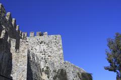 Alanya Castle Stock Photos