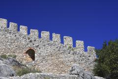 Alanya Castle Stock Photos