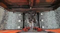 Railway cargo 25 Stock Footage
