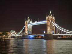 tower bridge london - stock photo