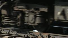 Railway 4 - stock footage