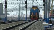 Locomotive Stock Footage