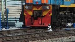 Railway 13 Stock Footage