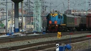 Railway 12 Stock Footage
