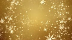 christmas background - stock footage