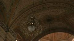 Basilica Guanajuato Mexico Stock Footage