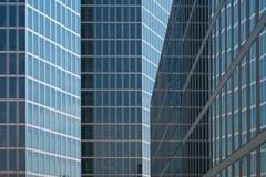 Stock Photo of modern office building
