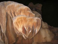 Actun Tunichil Muknal (ATM) Cave in Belize Stock Photos