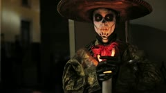 Mexico and Folklore - stock footage