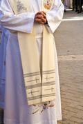 Religious man Stock Photos