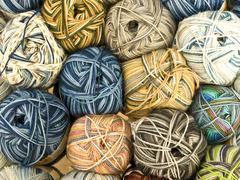 Stock Photo of wool