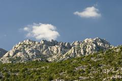 Beauty at the Paklenica national park Stock Photos