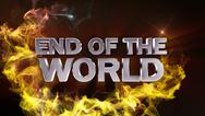 End of The World 1 Stock Illustration