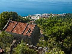 Stock Photo of Beautiful travel destination in croatia