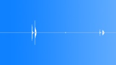 Door latches - sound effect