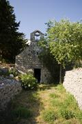 Ancient church of St.Mary Magdalene Stock Photos