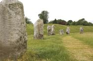Stock Photo of avebury circle